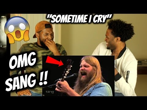 Chris Stapleton - Sometimes I Cry (Bing Lounge) (FREAKING AMAZING!!)