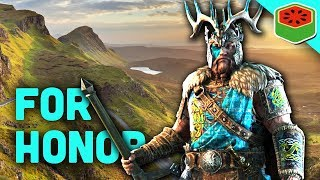 NEW BEEFY HIGHLANDER | For Honor Gameplay
