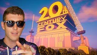 Best 20th Century Fox Minecraft Build on YouTube Download link: htt...