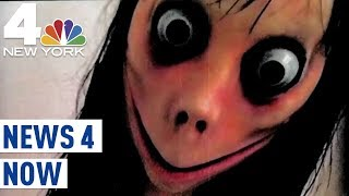 Creepy 'Momo Challenge' Terrifies Kids in NJ | News 4 Now