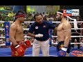 Kun khmer, Phan Krorn vs Peymen, CNC boxing 13 January 2018, Muay thai