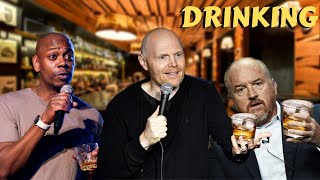 Comedians on Drinking/Smoking (Part -1 )