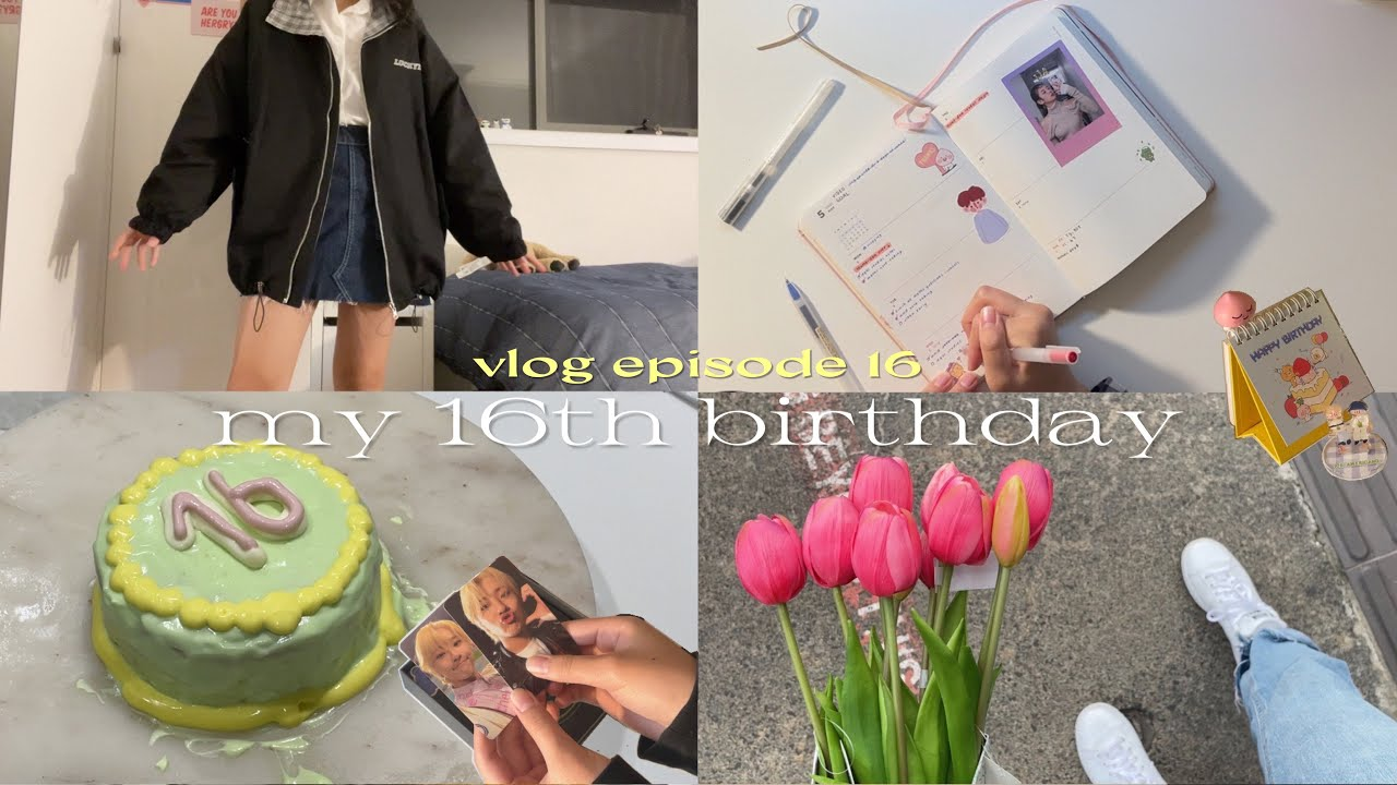 s2 vlog 🍰celebrating my birthday out of lockdown, cake baking, bday haul