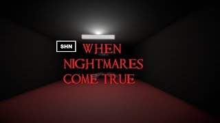 When Nightmares Come True | 4K/60fps  Walkthrough Gameplay No Commentary