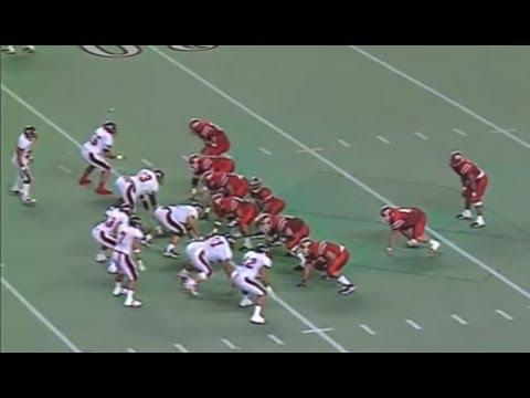 1998 Saint Louis Crusader Football 98 Prep Bowl Highlights (vs. Kahuku)