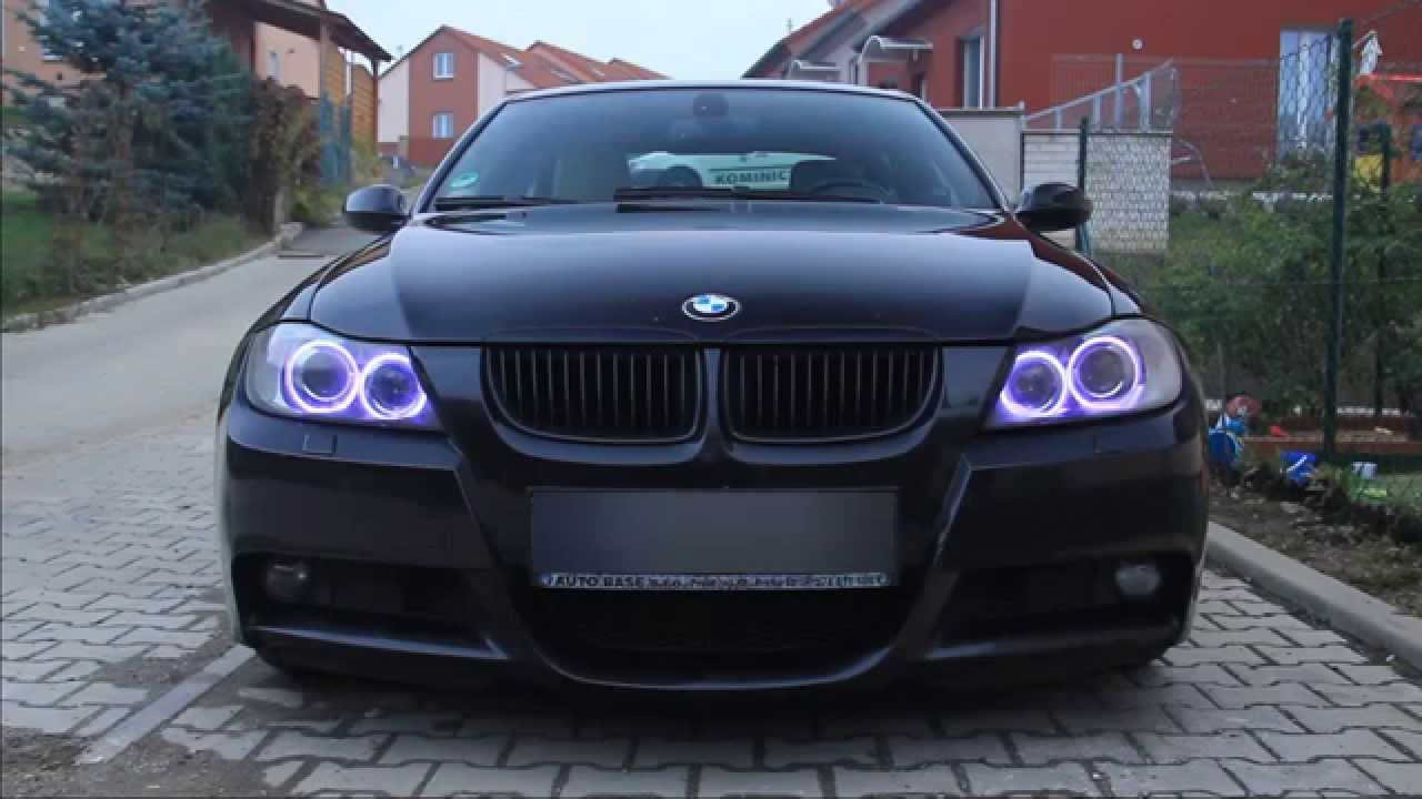 Bmw color angel eyes-5816
