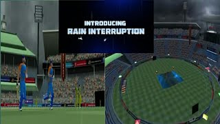 WCB NEW UPDATE NOW RAIN INTRUPTION AND D/L METHOD!!!