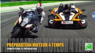 #5 - PREPARATION MOTEUR 4 TEMPS : COMPETITIONS ET PREPARATIONS