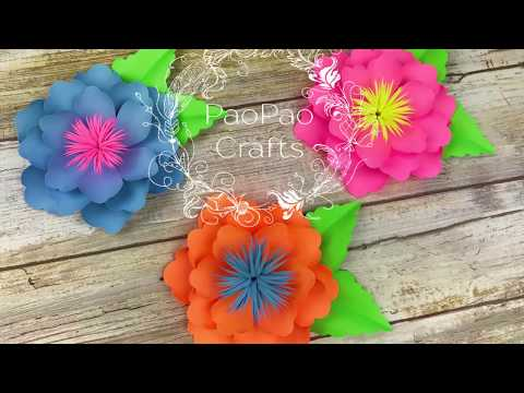 Moldes Gratis Mini Flores De Papel Free Templates How