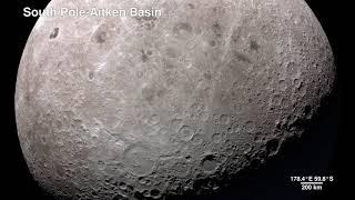 NASA: Take a virtual tour of the moon
