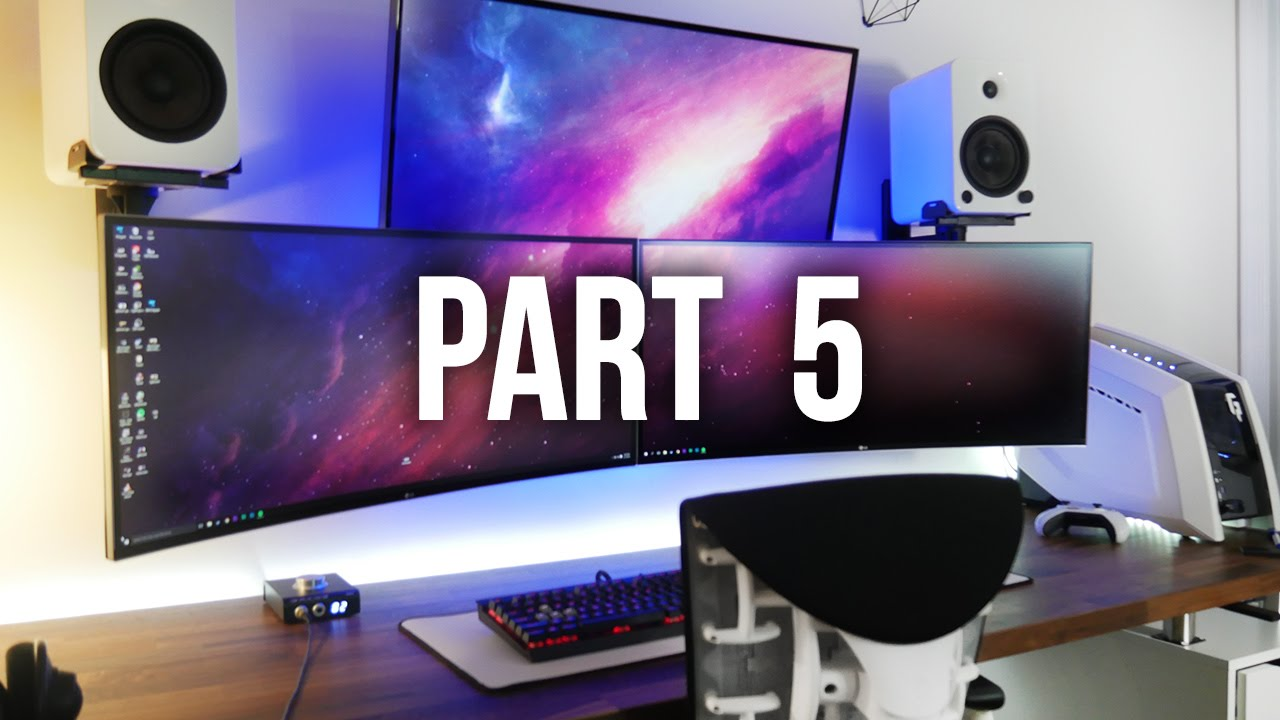 Building My Insane Gaming Setup The Finale Part 5 Youtube