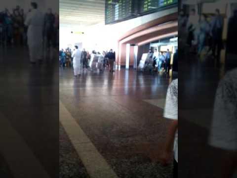 Islamabad Airport!