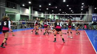 Junior Olympics - Atlanta 2011 Marisa Aiello - Volleyball Middle Blocker jjrmfa@comcast.net