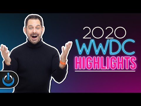 WWDC 2020 Highlights!!!
