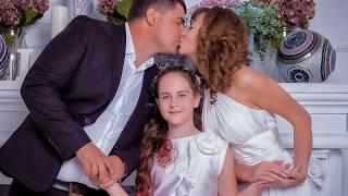 Семейная и свадебная фотосессия в студии