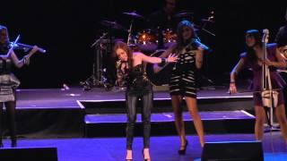 Daniella Mass ft. Bond Quartet (BOND) Las Chicas Bond