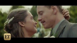 Свет в океане 2016 (Майкл Фассбендер и Алисия Викандер)  The Light Between Oceans 2 Trailer