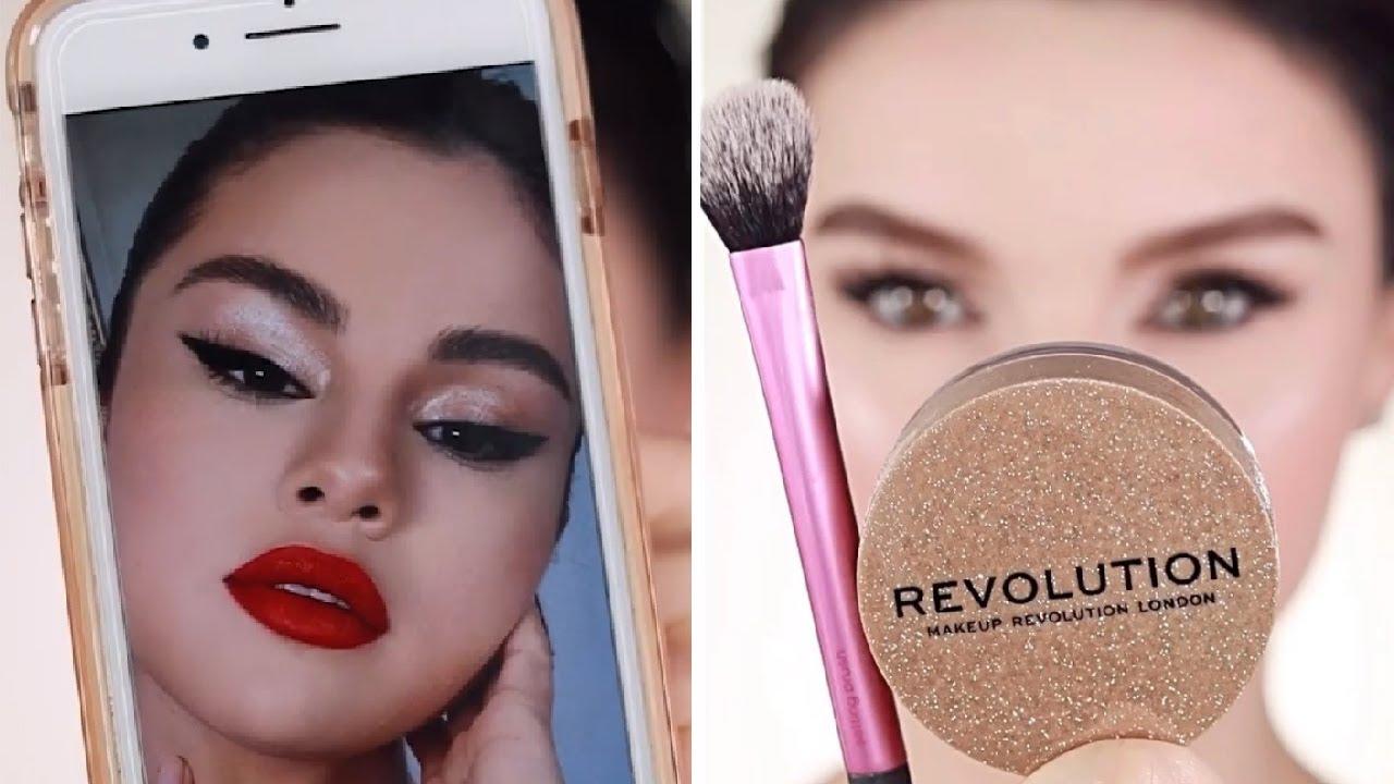 Best Makeup Clips 💋 Lipstick Tutorials, Makeup Transformations & Eyes Makeup Ideas Compilation