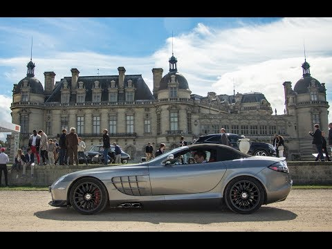 Chantilly Arts & Elegance 2017 - The fanciest car event !