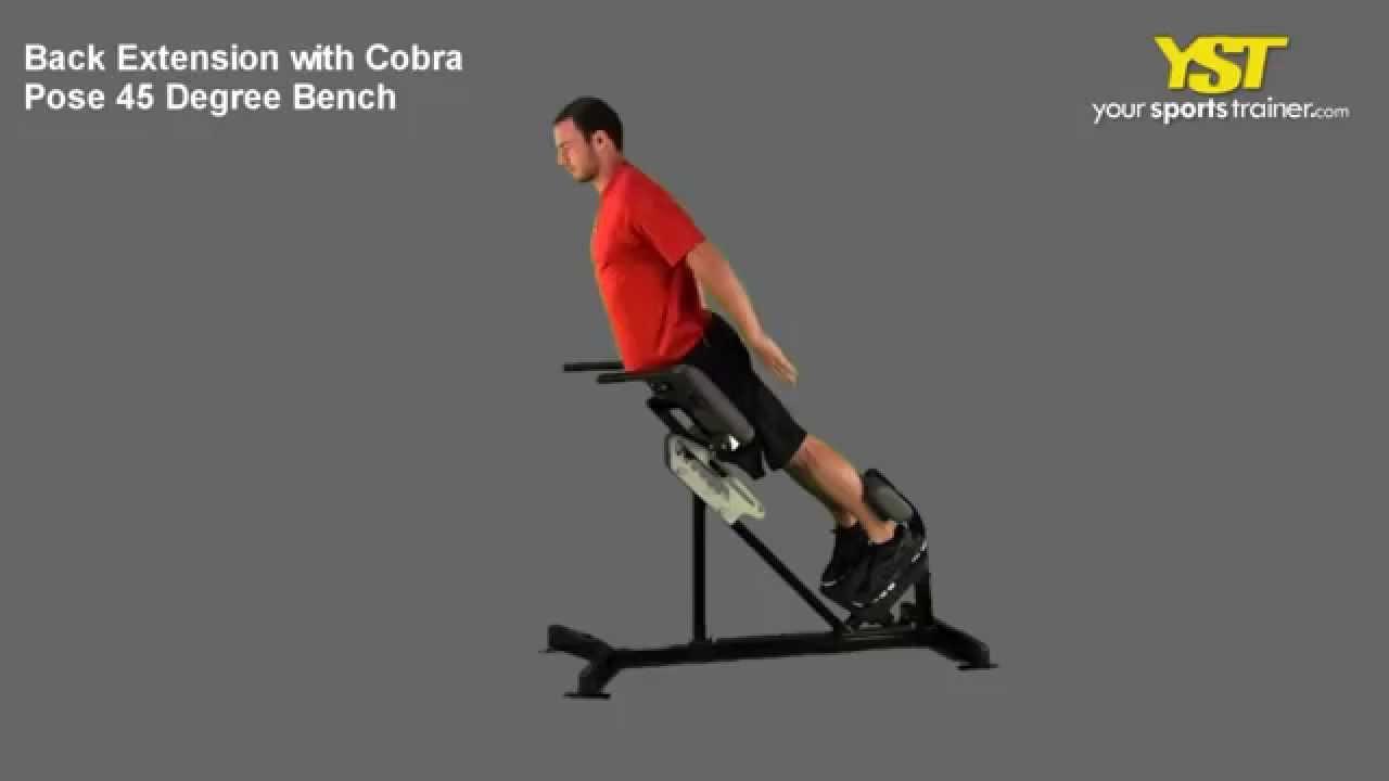Cobra Extension Pose