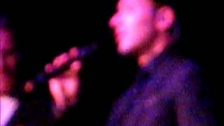 """Forever Young"" by The Tenors (formerly The Canadian Tenors) at The Cutting Room on Jan 14 2013"