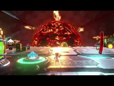 [HD] Ratchet and Clank PS4 - FINAL BOSS and ENDING