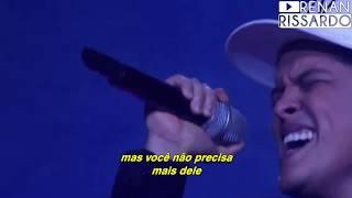 Bruno Mars - Versace On the Floor (Tradução)