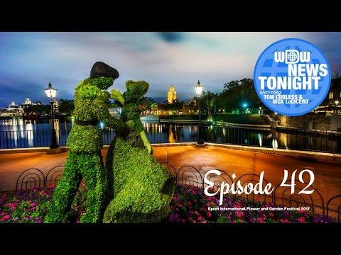 WDW News Tonight Episode 42 - 3/01/2017