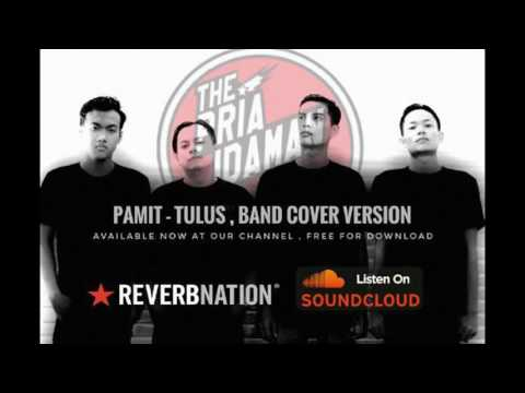 TULUS - Pamit ( THE PRIA IDAMAN - Punk Goes Pop Band Cover Version )  Audio Official