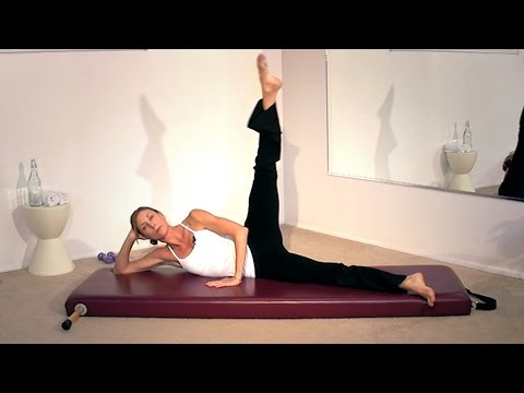 Pilatesology Intermediate Pilates Mat Workout
