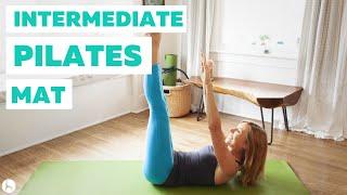 Pilatesology Intermediate Pilates Mat Workout