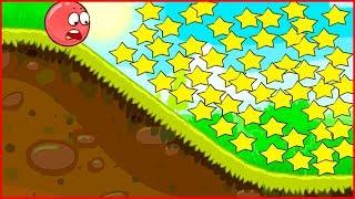 Frizzle Fraz. Новая часть игры про шарика. Видео для детей.