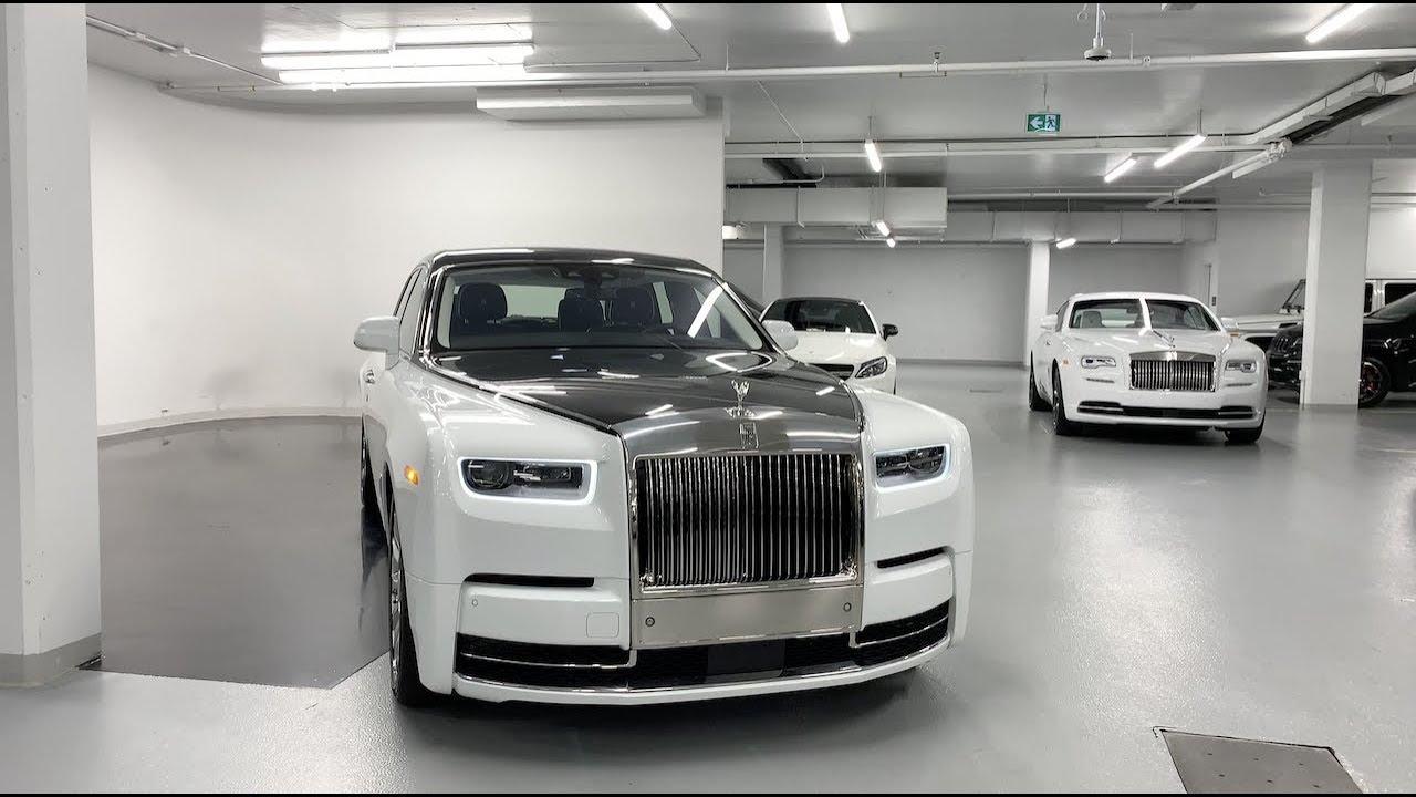 2020 Rolls-Royce Phantom Bespoke - Walkaround in 4k - YouTube