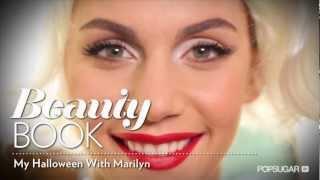 Marilyn Monroe Makeup Look Vloggest