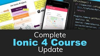 Ionic 4 Complete Course Update