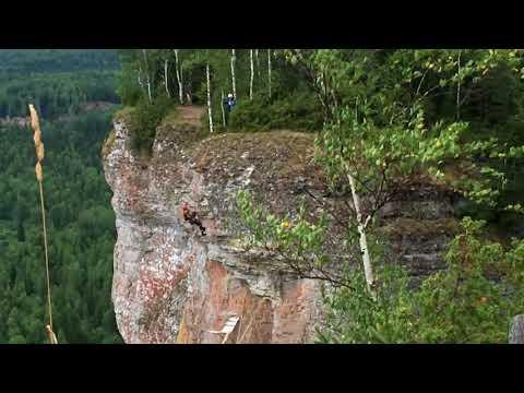 Камень Ветлан гора Красновишерск река Вишера