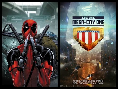 opinion spot 331 deadpool animated series judge dredd tv series thoughts