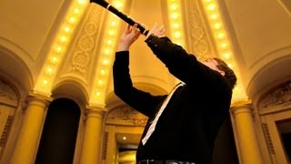 The Algorithm of Jazz @Yale: Matt Griffith '14 performs Artie Shaw Concerto for Clarinet thumbnail