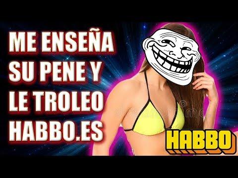 ¡ME ENSEÑA SU PENE! | Cazando pervertidos en Habbo.es | God of trolls xDDDD