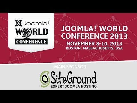 Joomla! World Conference 2013 - Friday Evening Ignite Session