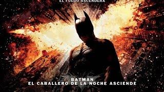 Batman el caballero de la noche asciende trailer latino dating