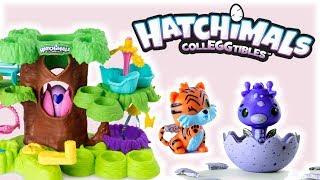 Hatchimals • Wylęgarnia Jajek • Drzewko ze Zwierzątkami! • openbox