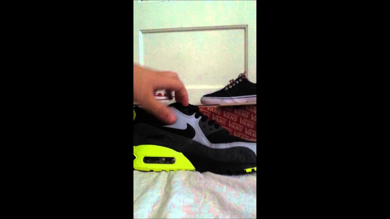 the latest c1e9d a191c Edit Unboxing Air Max 90