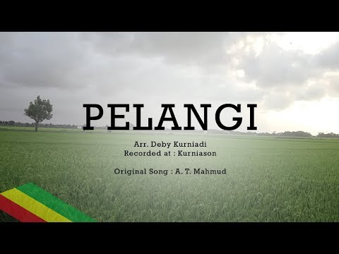 Lagu Anak - Pelangi Reggae [Instrumental] By Deby Kurniadi #SaveLaguAnak
