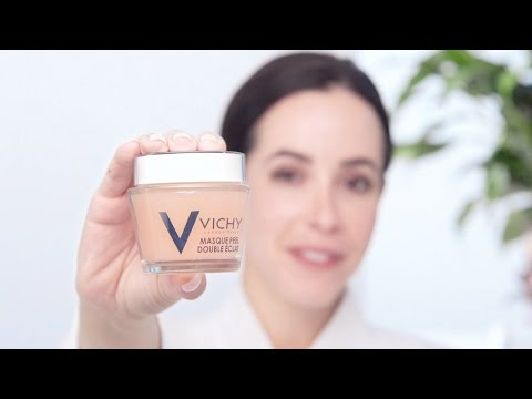 Vichy Skin Care Double Glow Peel Mask | Skin Brightening Mask