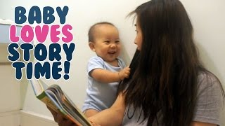 Baby LOVES Story Time