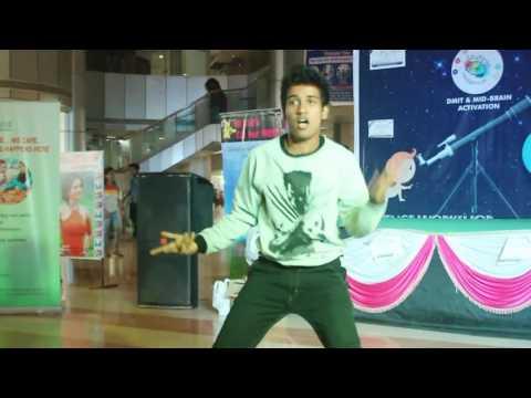 dance on kabhhi jo badall , hall a dill and and tujhe bhulla diyaa