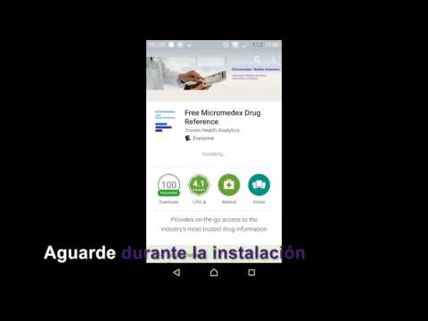Micromedex  App Install Android