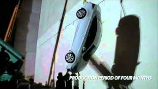Hyundai Accent 3D projection mapping making of
