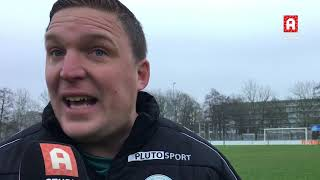 Arjen Linstra na Sporting Leiden - Aarlanderveen